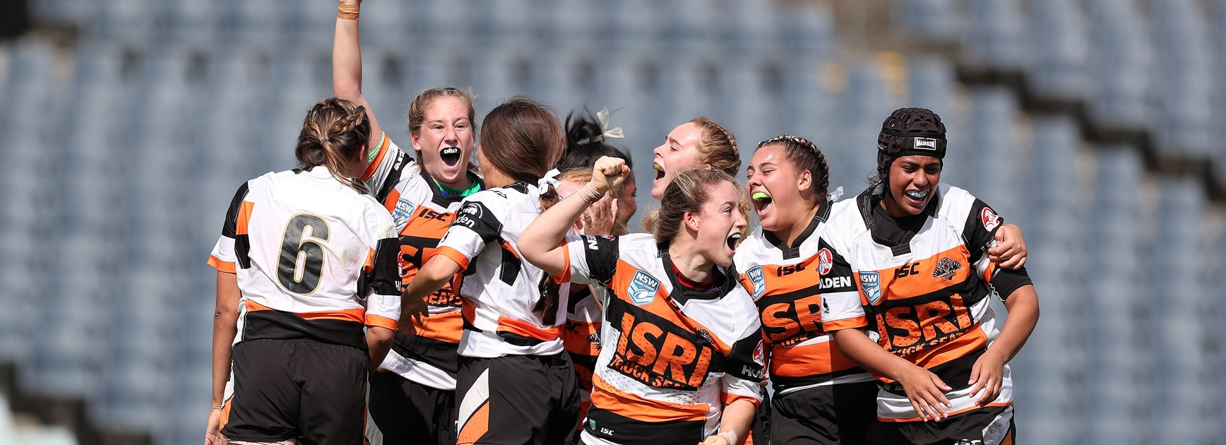 Wests Tigers launch Harvey Norman NSW Women's Premiership team