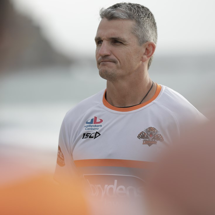 Cleary names new-look spine for Raiders clash