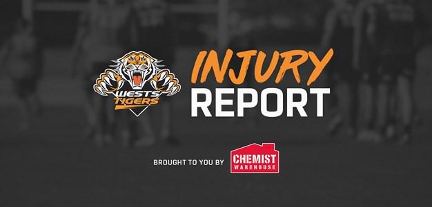 Chemist Warehouse Injury Report: Round 24