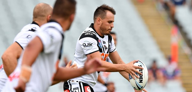 Reynolds feeling relieved after first full game for Magpies
