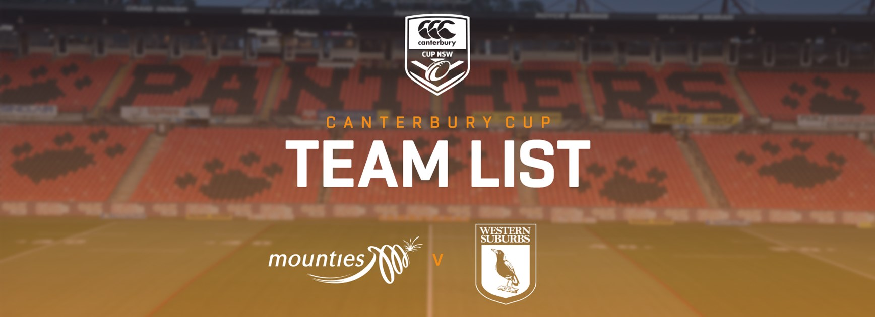 Canterbury Cup Team Announcement: Round 4