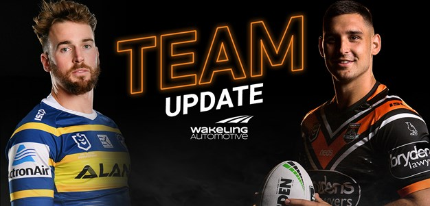 NRL Team Update: Round 6