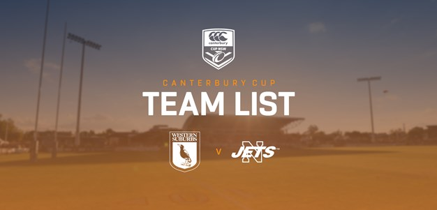 Canterbury Cup Team Announcement: Round 7