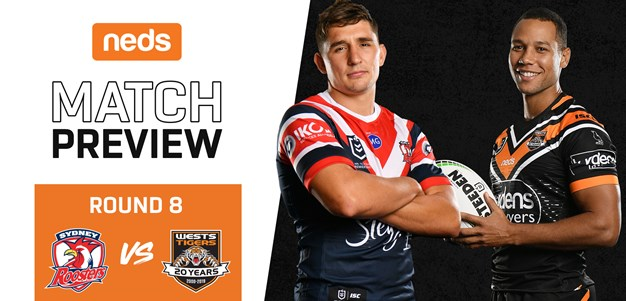 Neds Match Preview: Round 8