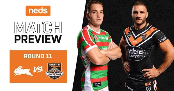 Neds Match Preview Round 11 Wests Tigers