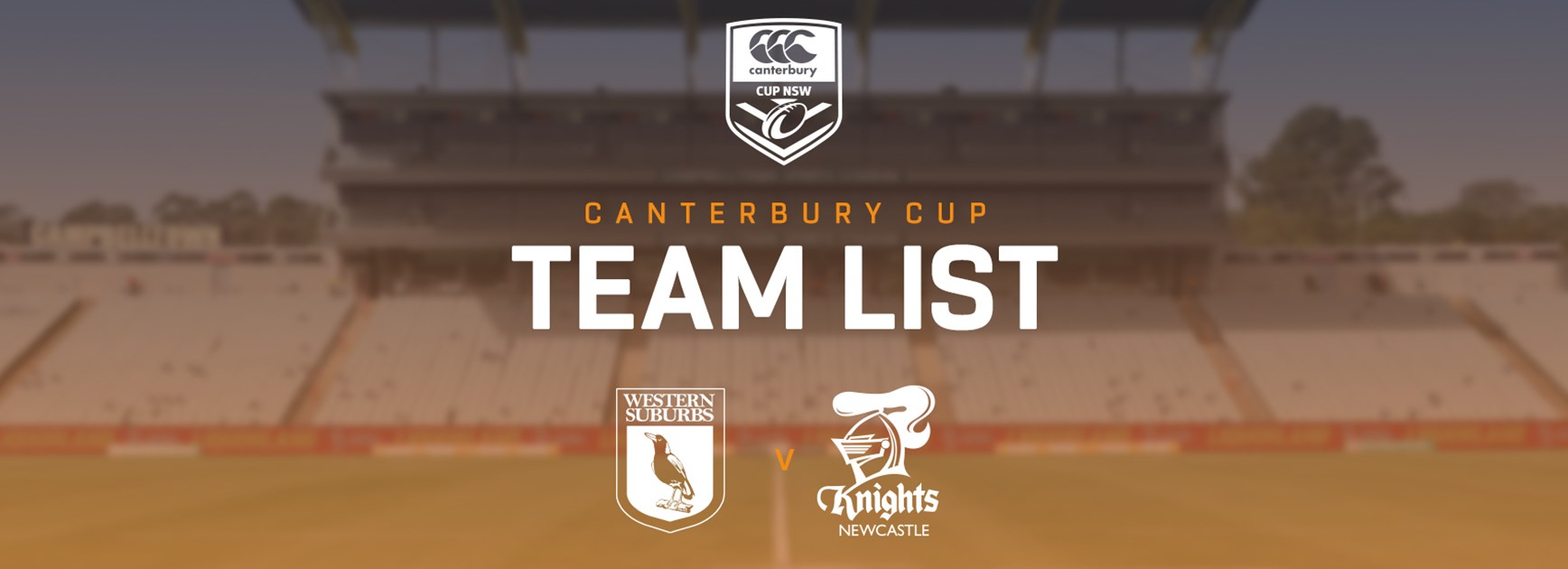 Canterbury Cup Team Announcement: Round 14