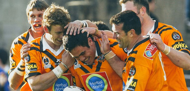 Wests Tigers to celebrate Legends Day at Bankwest Stadium