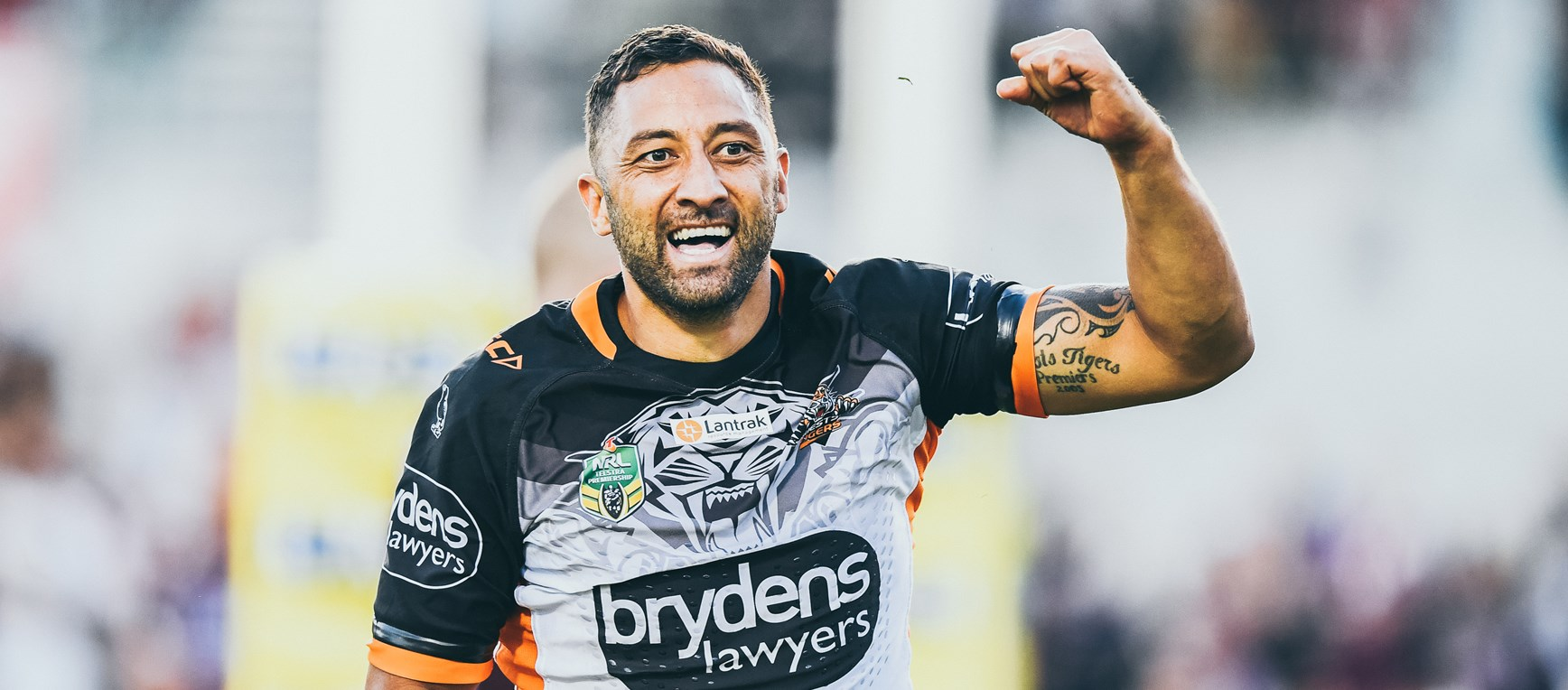 Benji Marshall through the years!