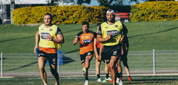 Marshall confident in Wests Tigers' ability regardless of Farah decision