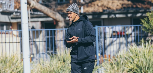 Wests Tigers support Beanies for Brain Cancer Round