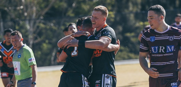 Wests Tigers cruise to big win over Sea Eagles