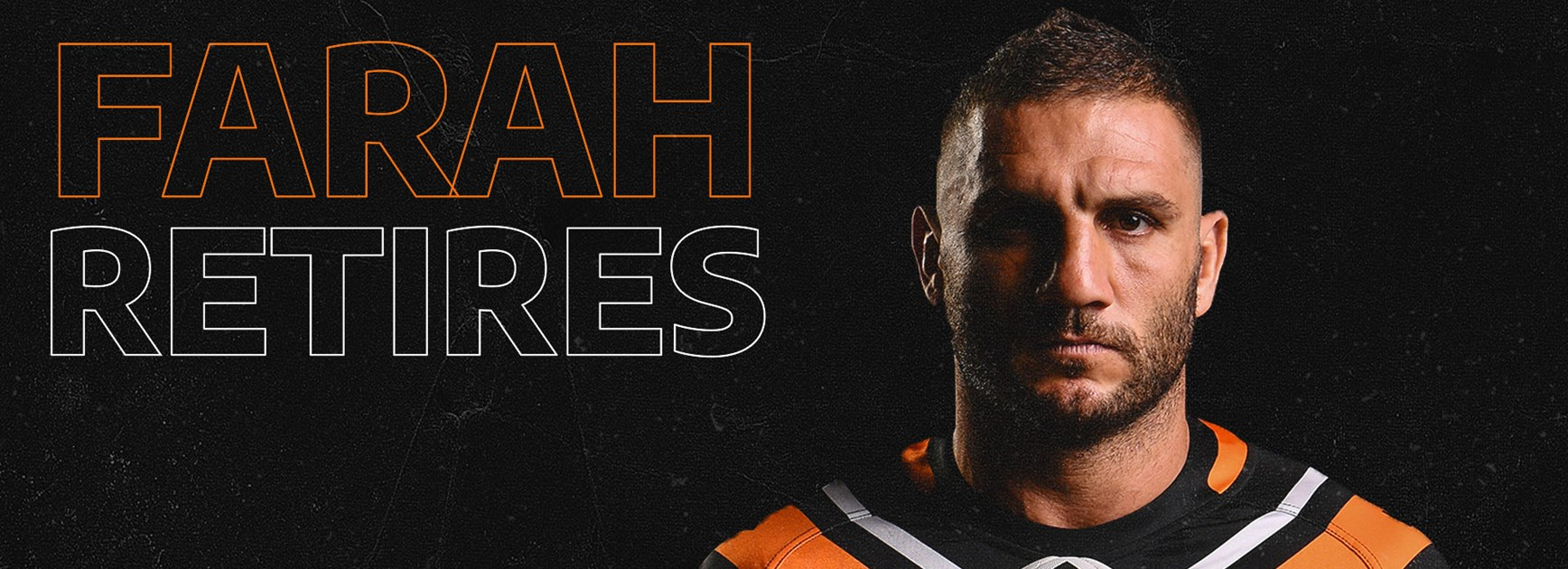 Robbie Farah announces retirement