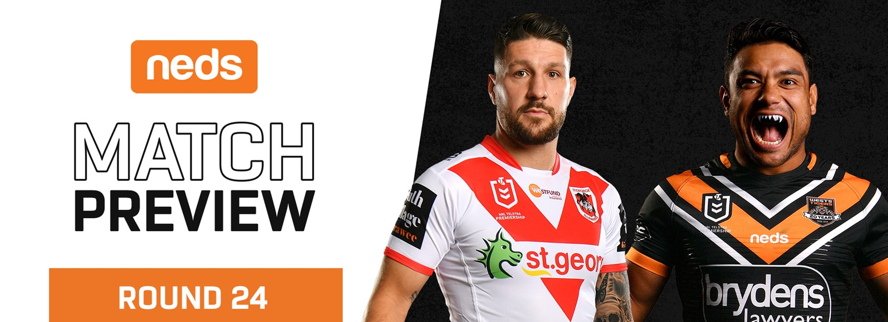 Neds Match Preview: Round 24
