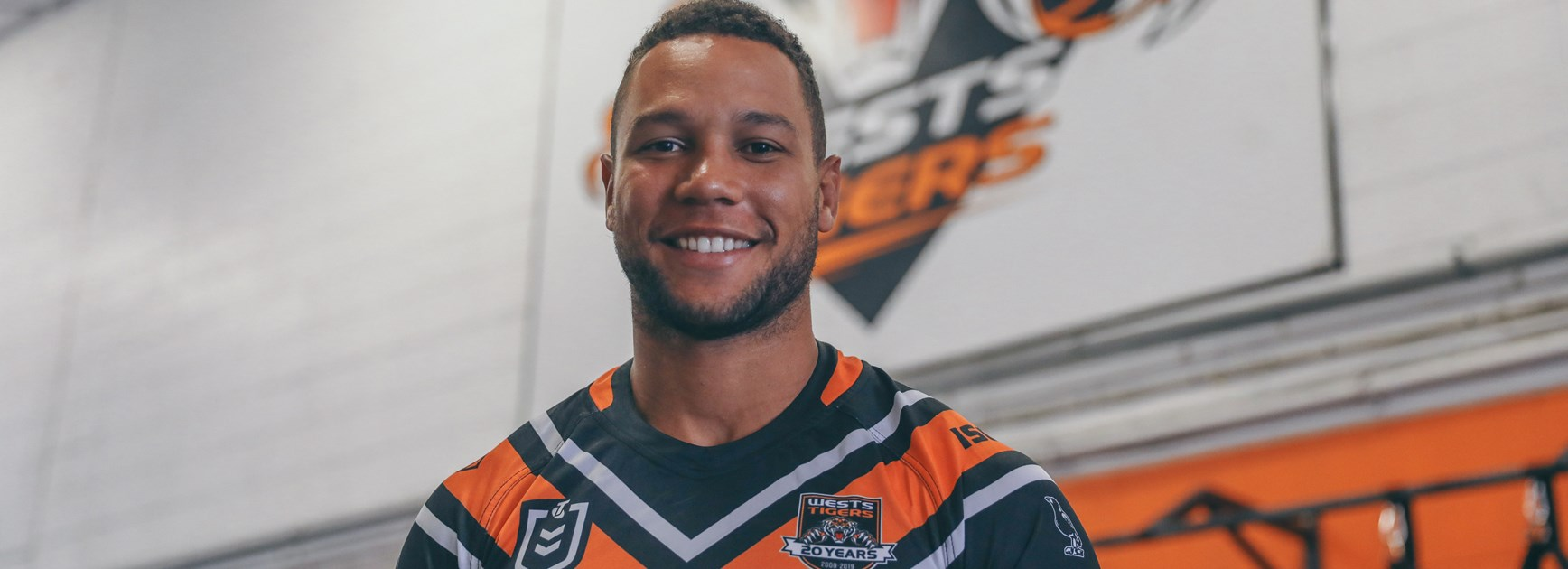 Watch Wests Tigers take on the Warriors LIVE this Saturday!