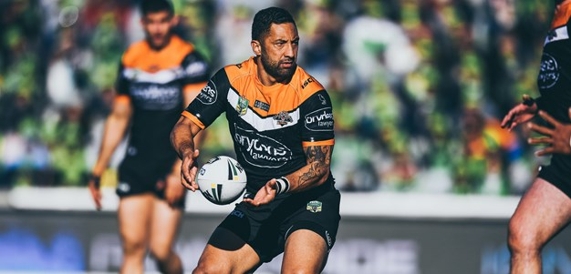 Experience leading the way for Wests Tigers in 2019
