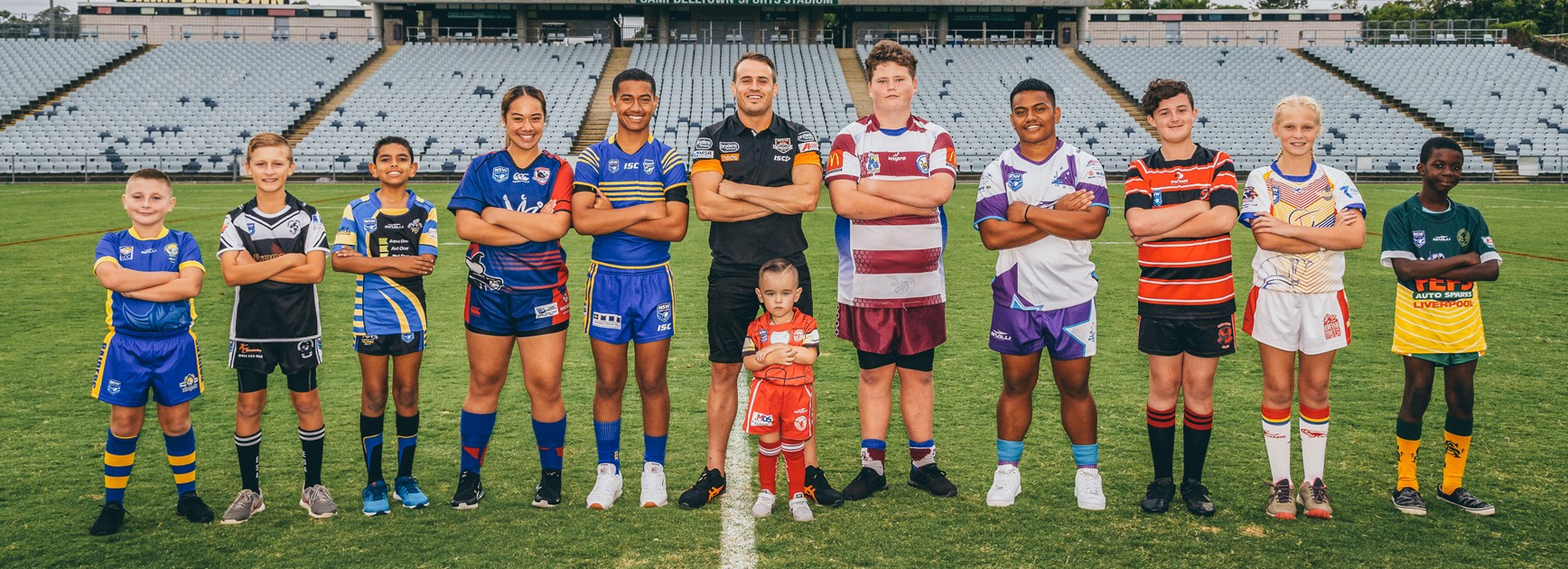 Wests Tigers legends back new Macarthur Junior Rugby League