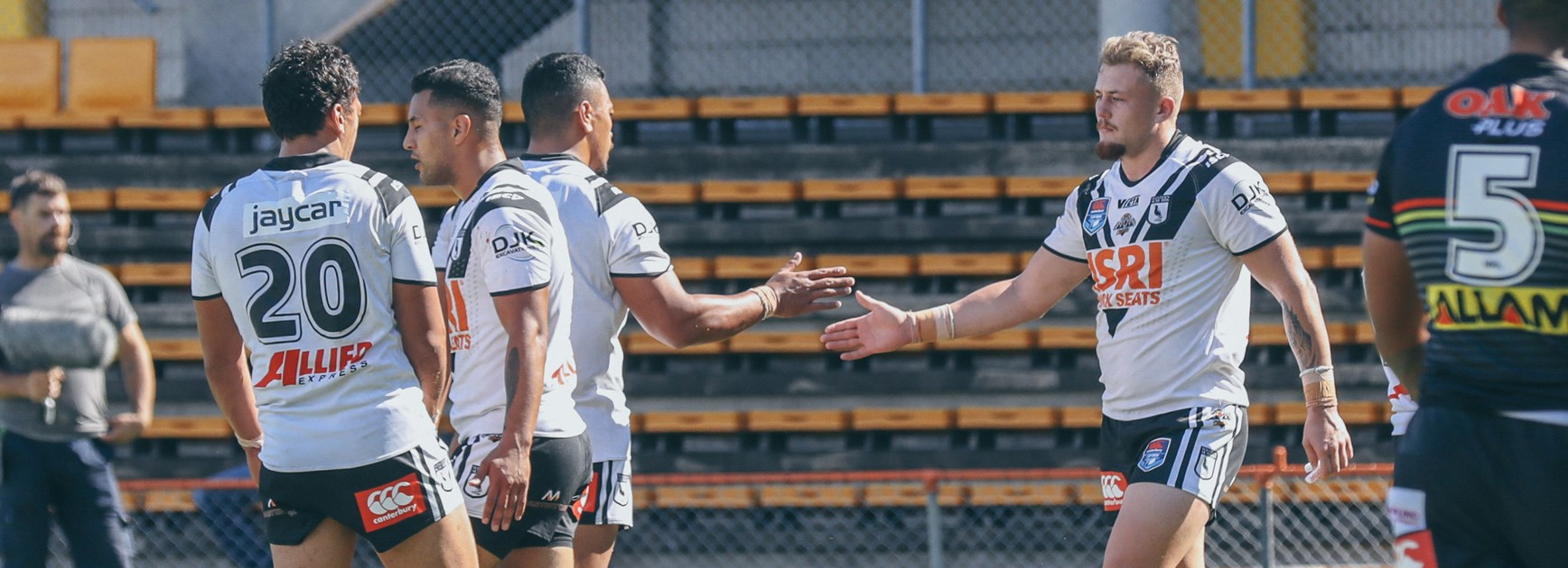 Magpies grind out strong win over Penrith