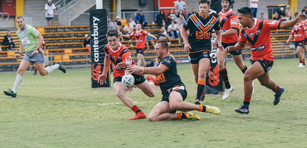 Wests Tigers come from behind to down Bears