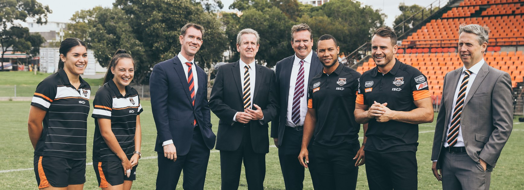 Wests Tigers secure commitment of final funding for Centre of Excellence