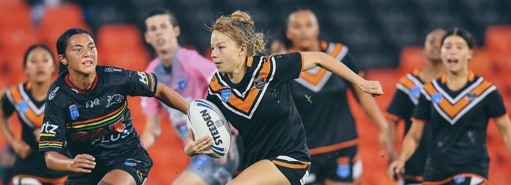 Wests Tigers announce 2020 Tarsha Gale train-on squad
