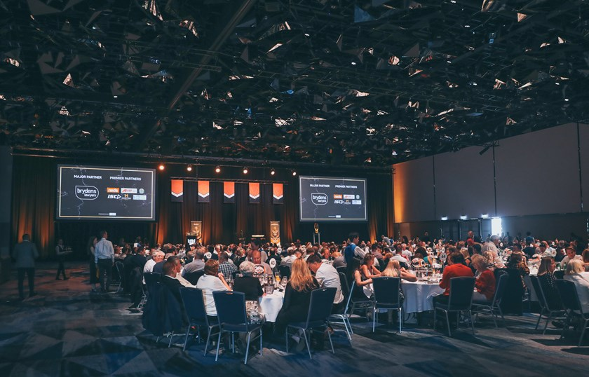 Wests Tigers 2019 Grand Final Luncheon held at the International Convention Centre, Sydney