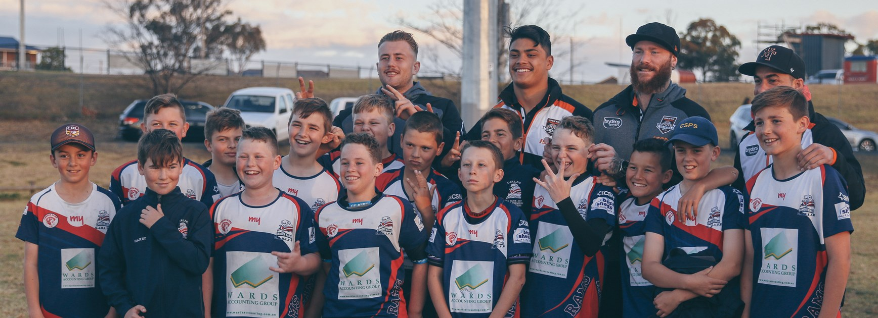 Wests Tigers in the Community: September, 2019