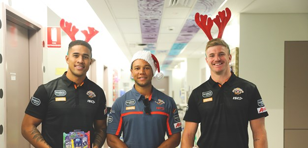 Support Wests Tigers 2020 Christmas Toy Drive