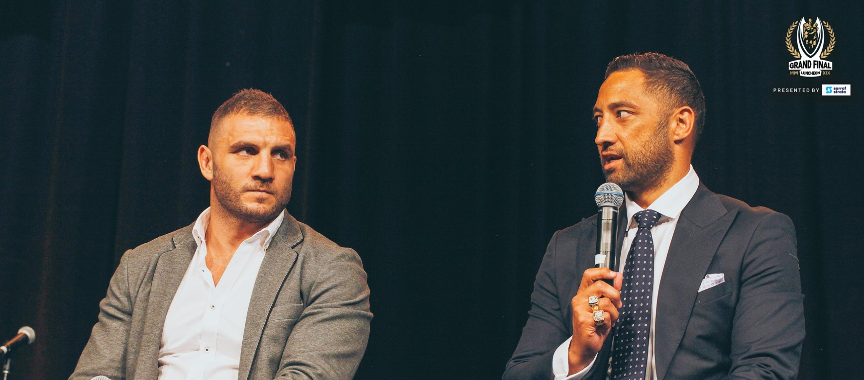 All the photos from our 2019 Grand Final Luncheon!