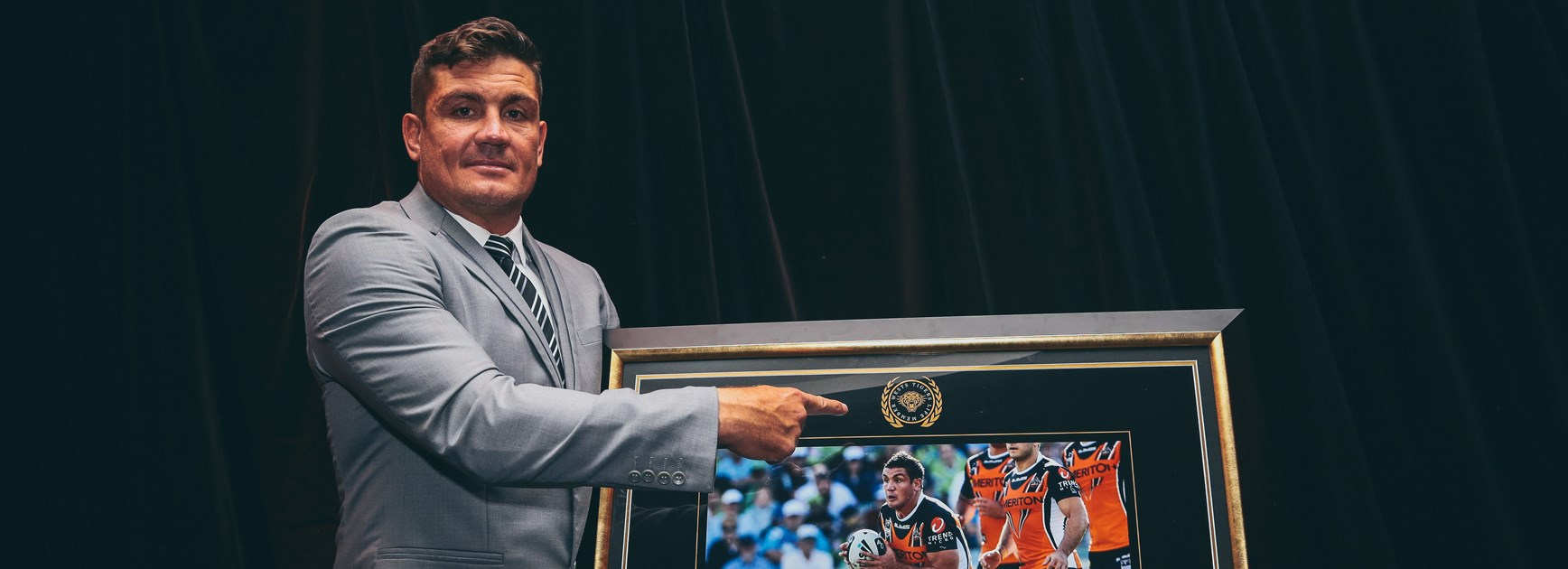 Wests Tigers induct three new Life Members