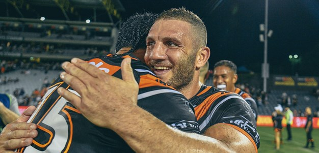 Last Time They Met: Wests Tigers vs. Warriors