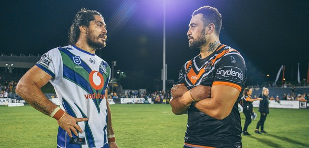 Wests Tigers Results: Round 2