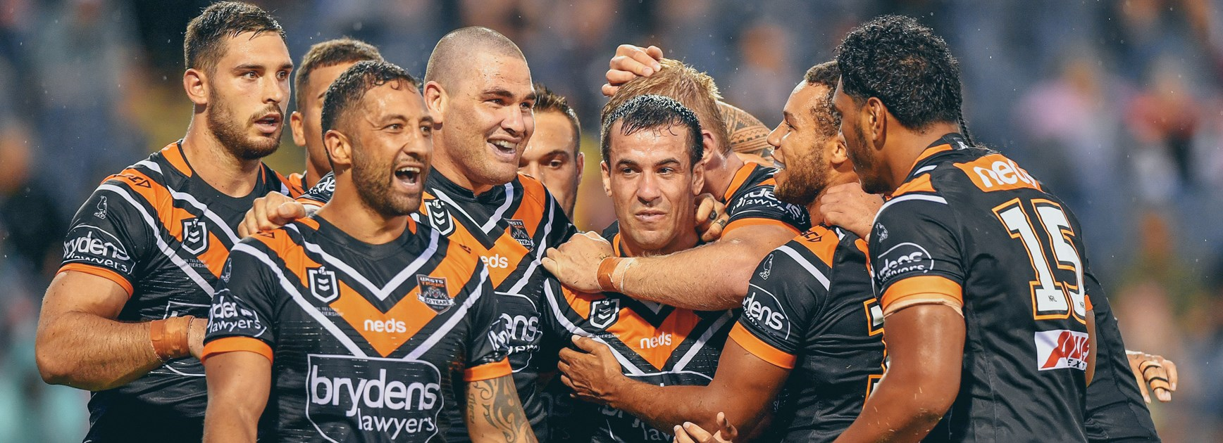 Wests Tigers demolish Warriors at Campbelltown