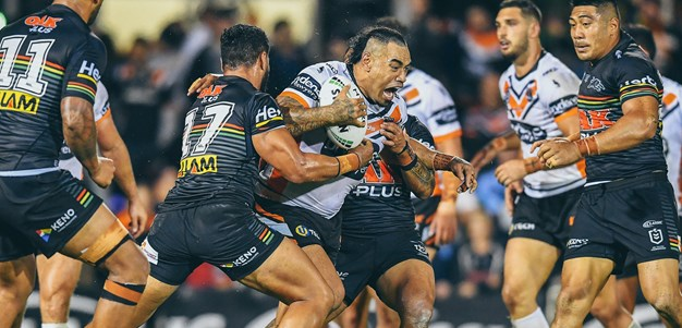 Wests Tigers out to make amends in Panthers rematch