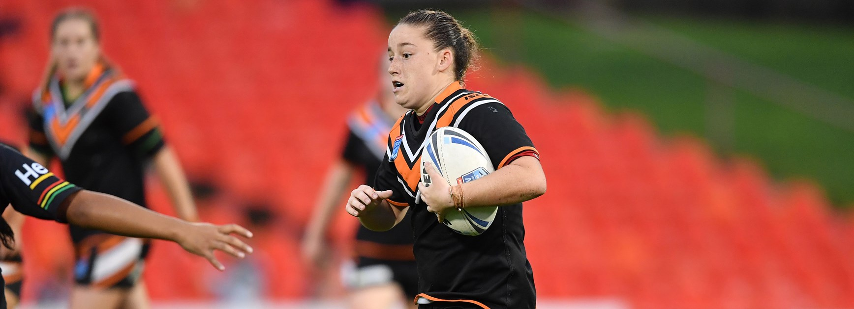 Join Wests Tigers U/16's Lisa Fiaola Squad