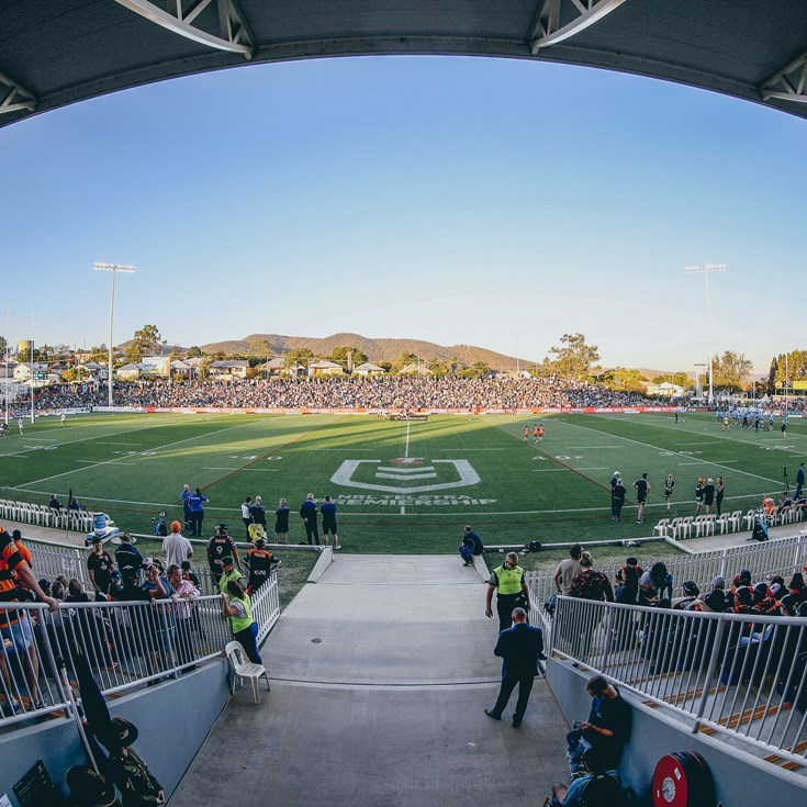 Wests Tigers to return to Tamworth in 2021