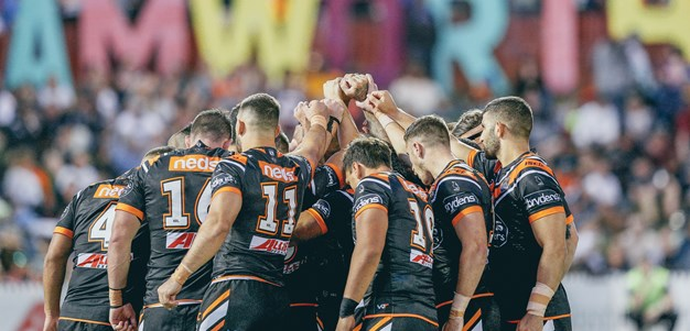 Last Time They Met: Wests Tigers vs. Titans