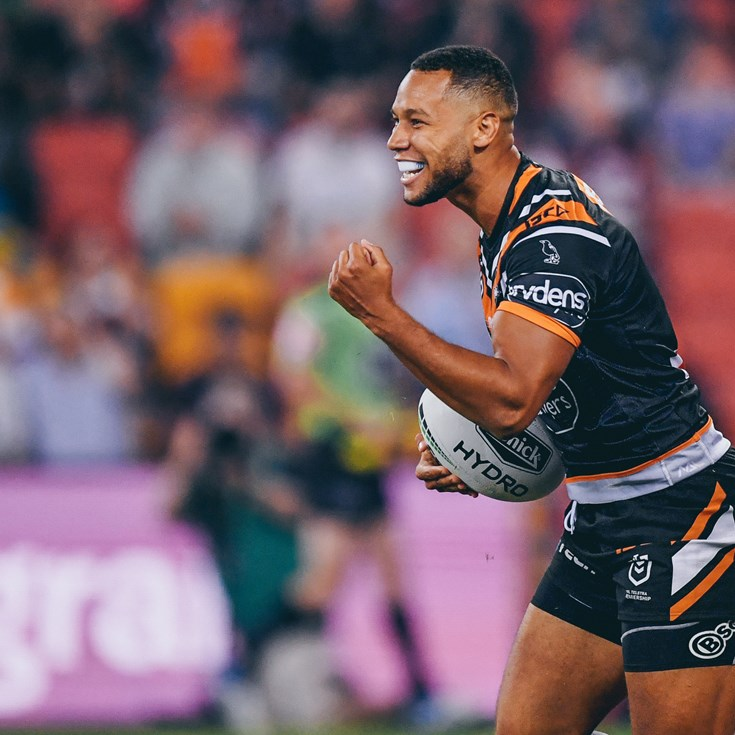 Last Time They Met: Panthers vs. Wests Tigers