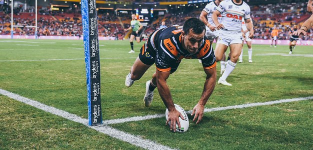 Four key things that stood out for Wests Tigers in win