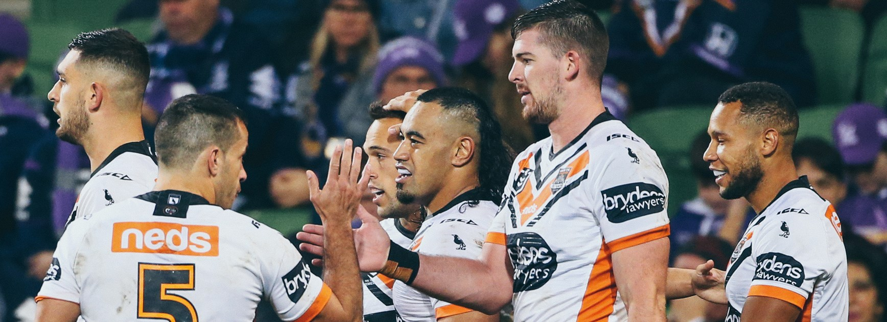 Wests Tigers Results: Round 10