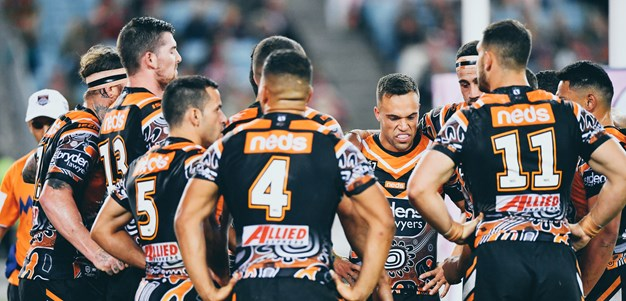 Souths fight hard to down Wests Tigers