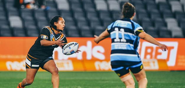 Wests Tigers women win Elimination Final