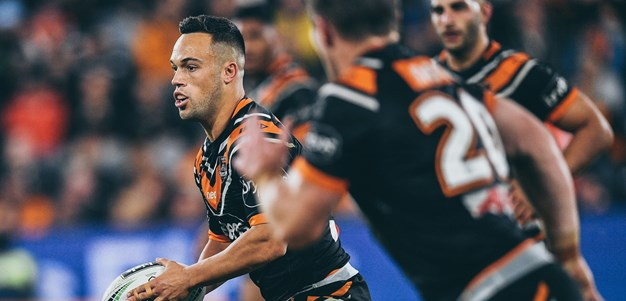 Brooks keen to improve little things ahead of Raiders clash