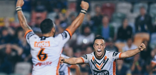 Wests Tigers Results: Round 14