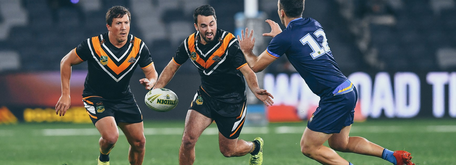 Touch Football sides taste victory at Bankwest Stadium