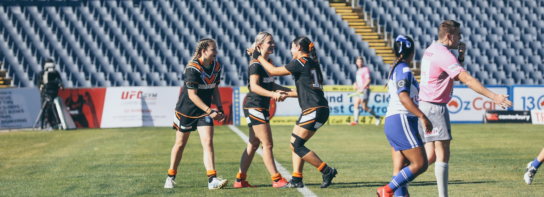 Wests Tigers women secure finals berth with big win