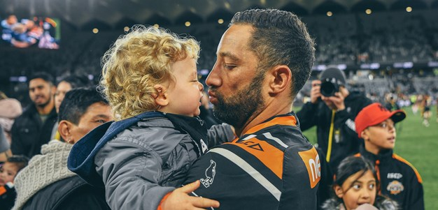 Vote for Benji Marshall as the 2019 Sports Dad of the Year!