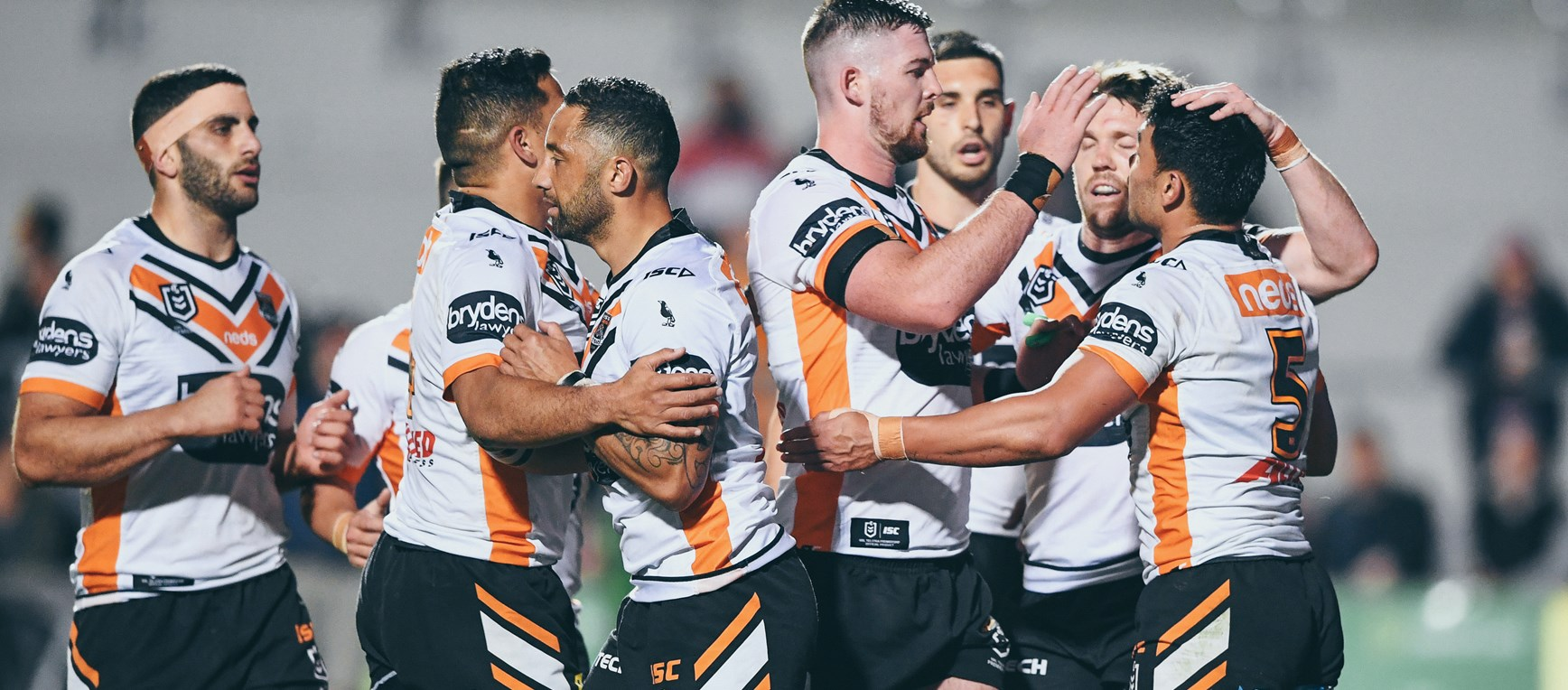All the photos from Round 22!