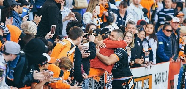 Leichhardt faithful honour Farah
