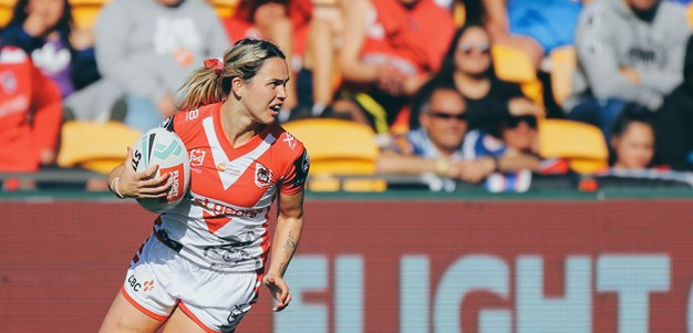 Vette-Welsh features amongst best in 2019 NRLW season
