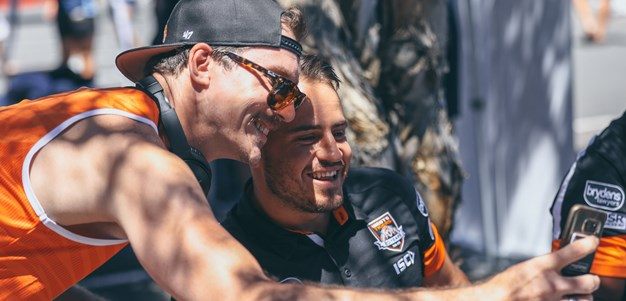 Catch Wests Tigers at NRL Fan Fest!